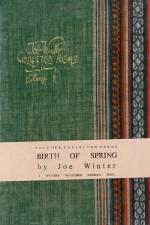Volume 1 – Birth of Spring