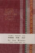 Volume 4 – Poems for Pat