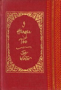 Joe Winter Poetry, A Hunger Too
