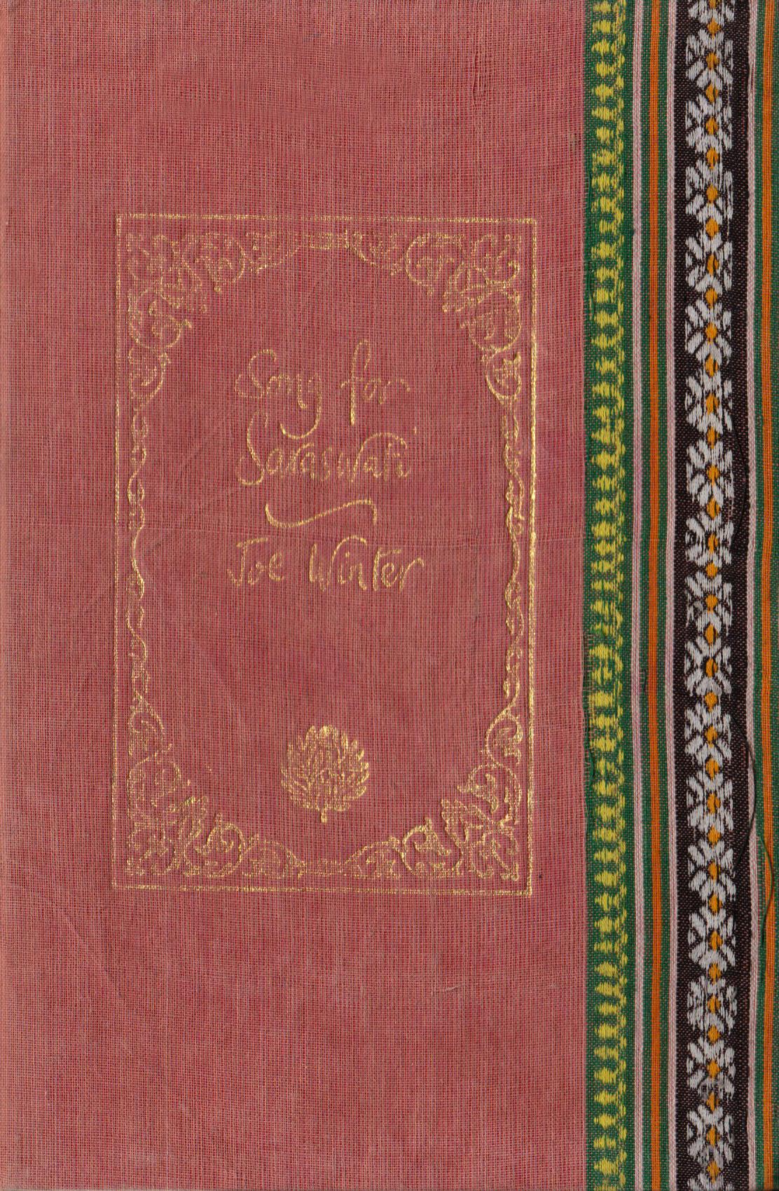 Joe Winter Poetry, Songs for Saraswati
