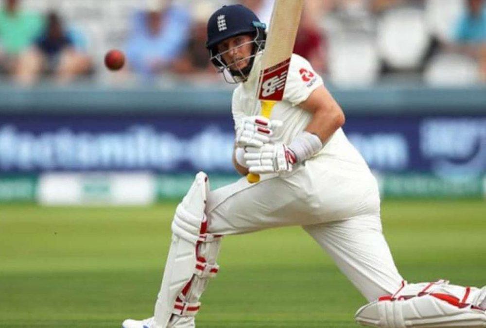 Joe Root leg sweep cricket